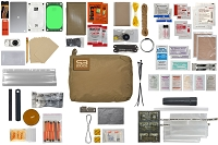 Combat Survival, Evasion & Recovery Kit (M-50R*)  *Restricted Sale