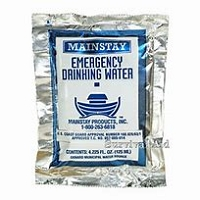 Emergency Drinking Water (5 pack)