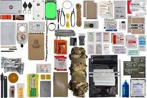 Combat Survival, Evasion & Recovery Kit (M-200R*)  *Restricted Sale