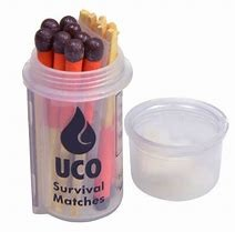 UCO Survival Stormproof Matches (15)